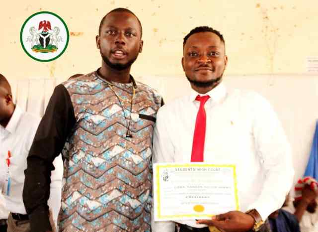 'Most Outstanding Youth' Award winner Emerges First Akwa Ibom President of SOMES, Nekede branch