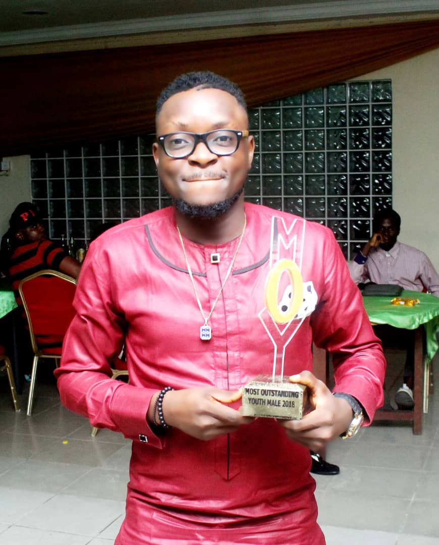 'Most Outstanding Youth' Award winner Emerges First Akwa Ibom President of SOMES, Nekede branch (Details) 1