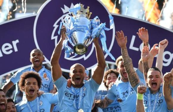 Five players that led Man City to Premier League glory (pictures)