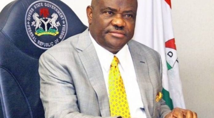 Wike sacks commissioner days to dissolving cabinet