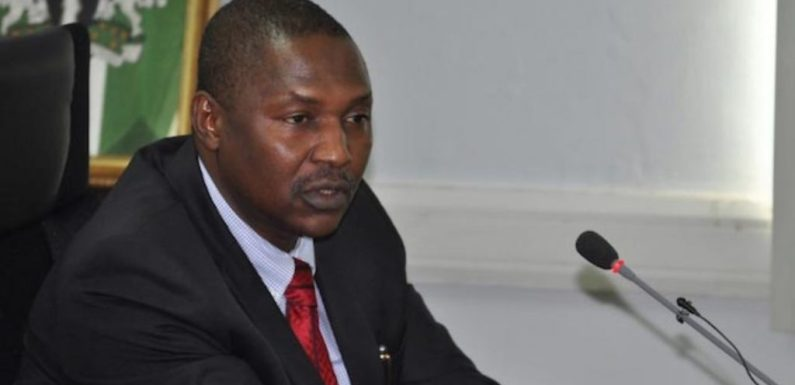 AGF, Malami SAN to declare journalists' Conference open January 21