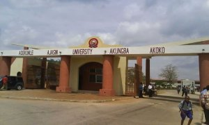 Tuition protest: Students to remain at home as Ondo university shuts indefinitely 2