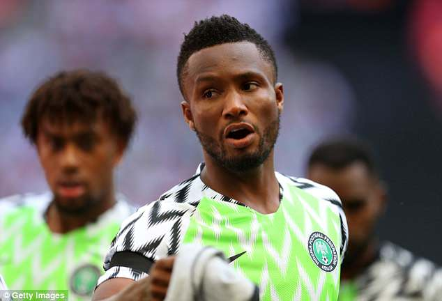AFCON 2019: Mikel Obi takes decision on playing for Super Eagles after meeting with Rohr