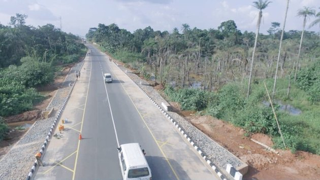Jubilation in Imo over new Okigwe Road