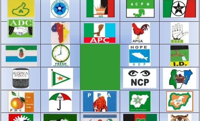Nigerian govt urged to reduce political parties