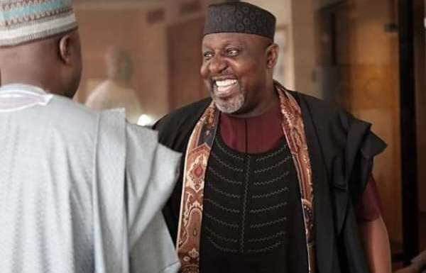 Rochas Okorocha Joined APC Members In Abuja Today(photos)