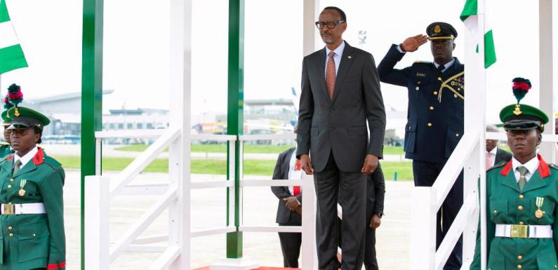Foreign Dignitaries Arrive Nigeria Ahead Of Democracry Day Celebration (photos)