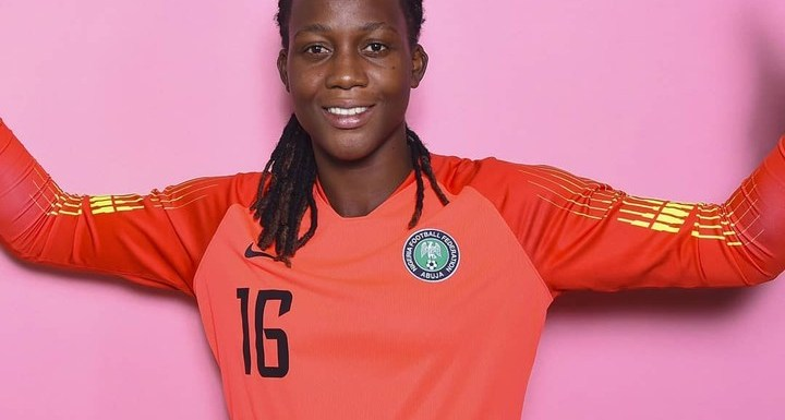 FIFA Women World Cup: Super Falcon Goalkeeper Becomes First To Keep Clean Sheet In History