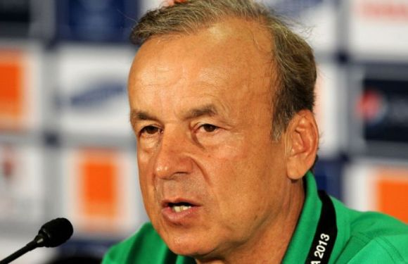 AFCON 2019: Rohr highlights Super Eagles weak point, reacts to death in Madagascar