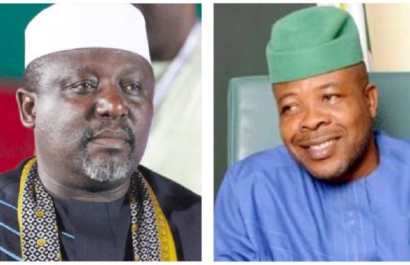 Okorocha Dares Ihedioha On Arrest Order