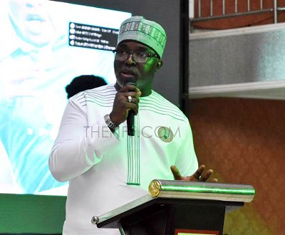 AFCON 2019: NFF president, Pinnick lists expectations for tournament