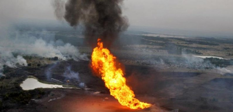 Dozens burnt to death as Shell pipeline explodes in Rivers