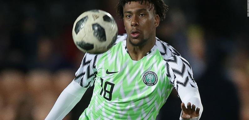 AFCON 2019: Arsenal reacts as Iwobi's goal sends Nigeria into quarter-finals