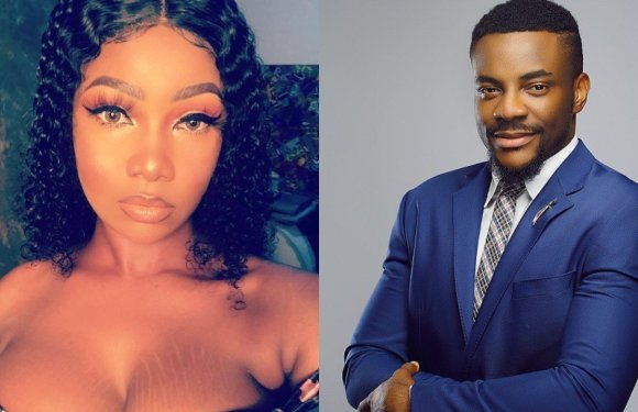 BBNaija: Tacha's boyfriend, King Ladi attacks Ebuka
