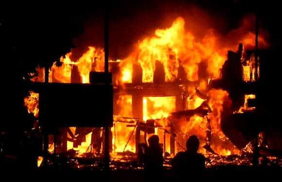 Uwelu fire incident: Edo govt sets up 8-member panel of inquiry