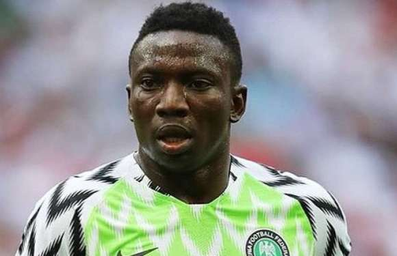 AFCON 2019: Etebo reveals preferred position