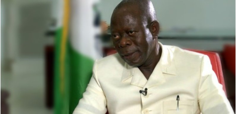 How Oshiomhole reportedly 'hijacked NDDC board chairmanship from Ondo State'