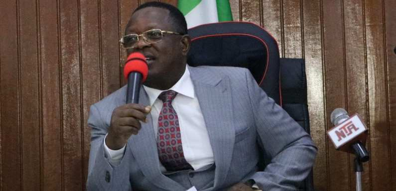 Ebonyi Airport: Umahi speaks on refusal to compensate 3000 house owners