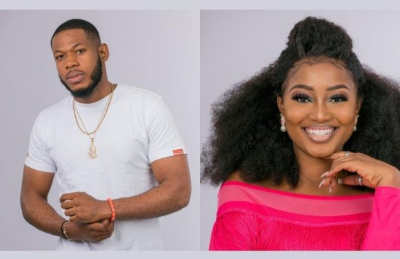 BBNaija: Nigerians react as Esther, Frodd watch Khafi, Gedoni having sex [VIDEO]