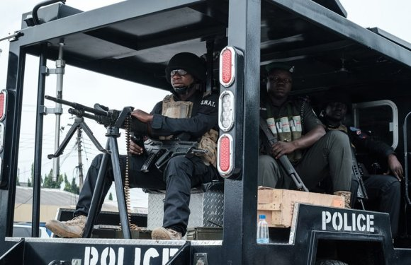 Police rescues two siblings abducted in Ebonyi