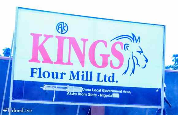 New Flour Mill kick-off operation in Akwa Ibom (Pictures)