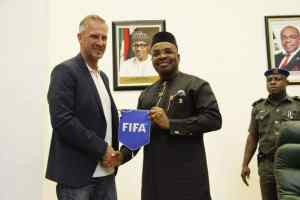 'We're Ready to Host the World' - Gov Udom to FIFA