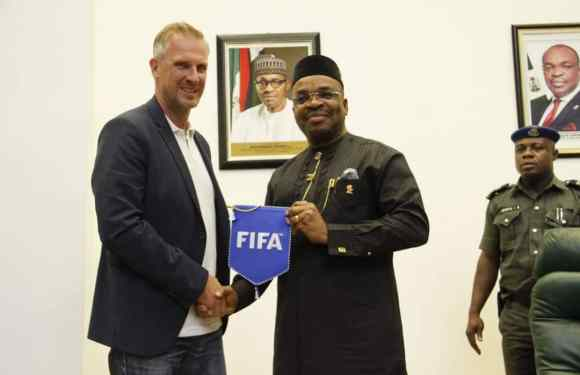 'We're Ready to Host the World' – Gov Udom to FIFA (pictures)