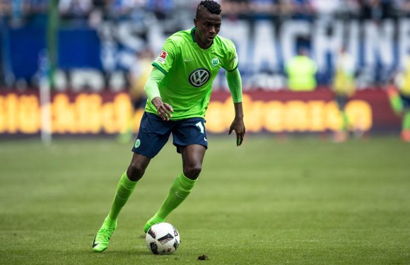 Transfer: What Super Eagles striker said after joining Lille