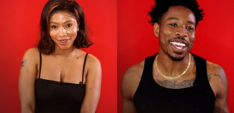 BBNaija: Mercy Twerks For Ike In Bed (Video)