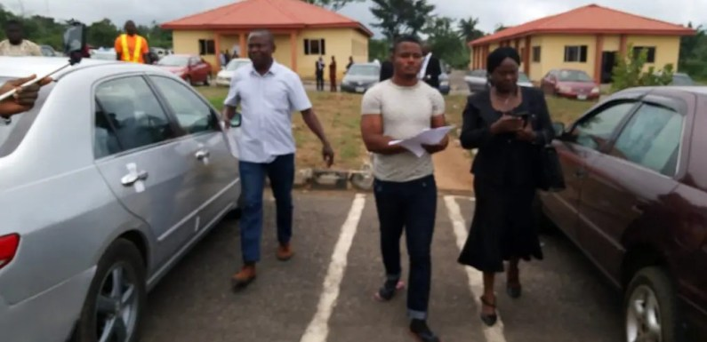 Soldier finally arraigned for allegedly raping Ondo undergraduate (Photos)