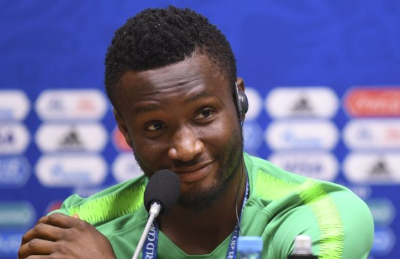 Mikel Obi reveals African player that might win Ballon d'Or