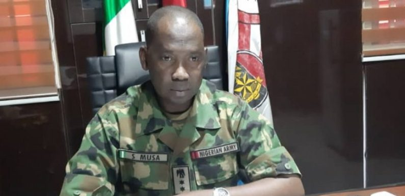 Recruitment: Nigerian Army speaks on selling DSS course forms