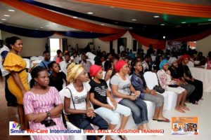 Save the Youths: 'Smile we Care' continues empowering youths (pictures)