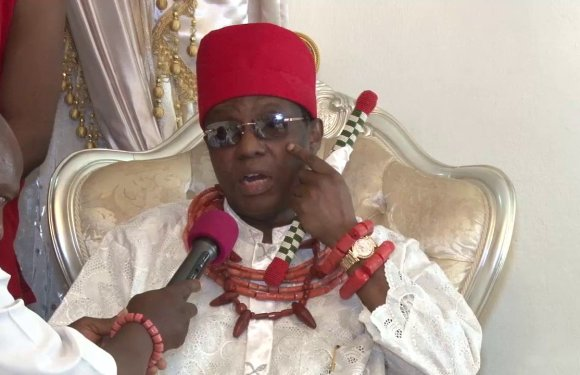 Oba of Benin sends strong message to President Buhari