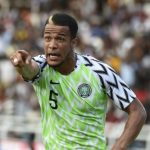 Troost Ekong To Captain Nigeria Against Ukraine