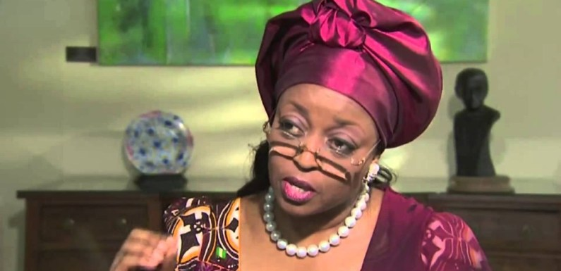 Diezani loses over 2,000 jewelries worth $40m to Nigerian govt