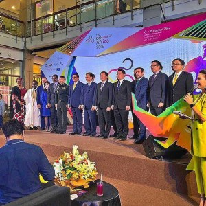 Colors of Africa summit opens in style as Dr. Linda Ayade leads Cross River delegation to Thailand