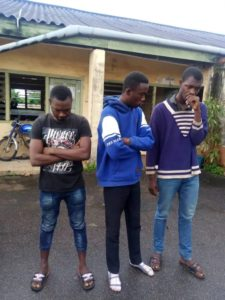 Three students remanded for allegedly gang-raping female undergraduate in Ondo