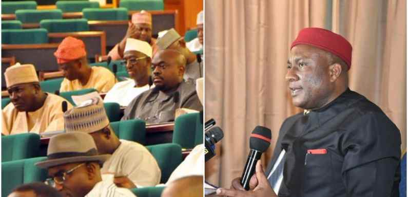 Reps begin interaction with Air Peace Chairman, Onyema