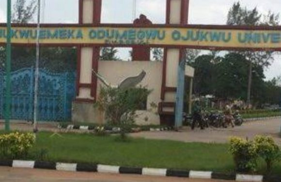 Ojukwu University institutes panel to investigate lecturers allegedly involved in sex-for-grade