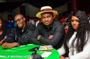 Eket All Stars Music Award in pictures