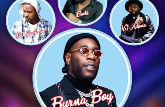 Burna Boy, VJ Adams, DJ Ritzy, others for Total Havana Party in Port Harcourt