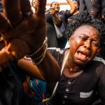 Women In Black Protest, Cry For God's Intervention For Ihedioha