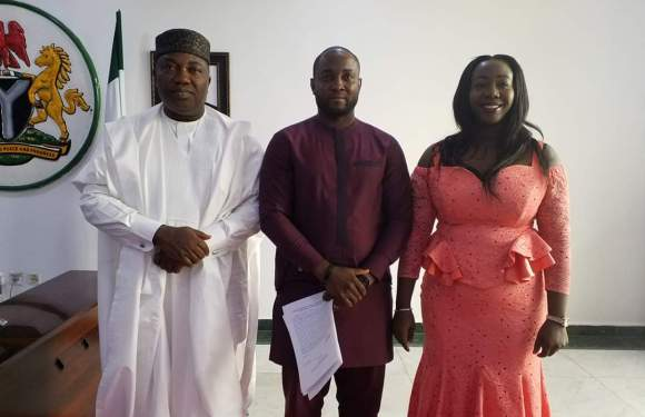 Four New Electoral Commissioners Sworn Into ENSIEC In Enugu State