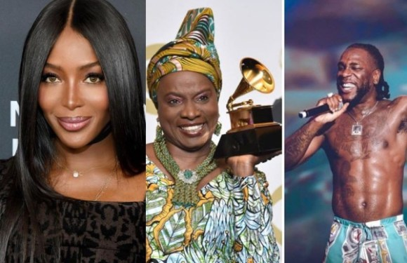 Burna Boy Lost Due To Lack Of Education – Naomi Campbell On Grammy Awards