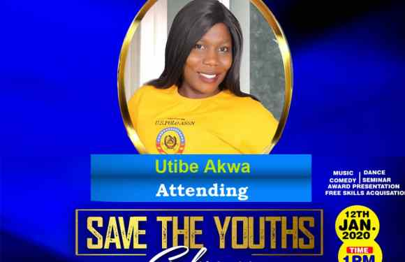 Young Akwa Ibom Entrepreneur partners 'Save the Youths Conference'; to train youths on Custard Making