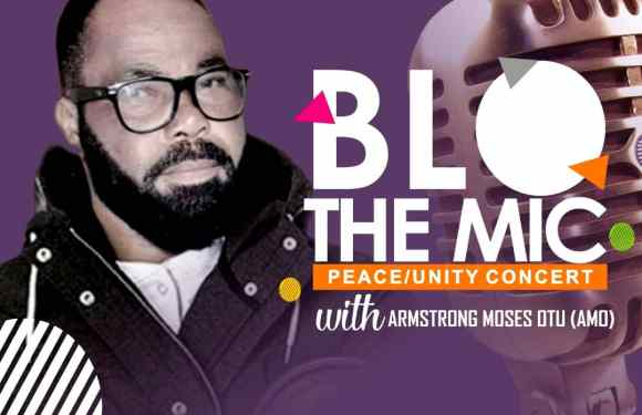 "Nollywood Star, Moses Armstrong launches ""Blo…The Mic"" (Details)"