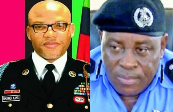 Nnamdi Kanu Apologises, Withdraws Threat To Get Children Of Police Commissioner