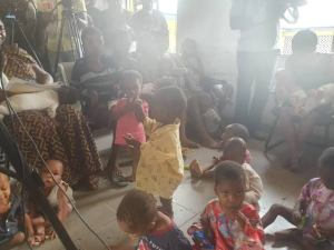 Police burst another baby factory, rescues 24 children, 4 teenagers in Port Harcourt