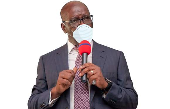 Gov. Obaseki Lunches Digital Homeschooling Platform With Zero-data Access, free SMS in Edo State (Video)